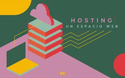 Hosting, un espacio web